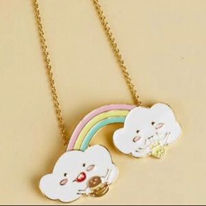 Rainbow 🌈 Duo Necklace NWT
